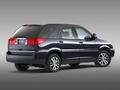 Buick RendezVous 3.5 i V6 FWD (204 Hp) - Technical Specs, Fuel consumption, Dimensions