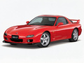 Technical specifications and fuel economy of Mazda RX 7