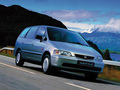 Technical specifications and fuel economy of Honda Shuttle