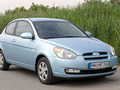 Hyundai Accent Hatchback III 1.4 (97 Hp)