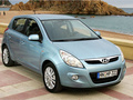 Hyundai i20 I (PB) - Technical Specs, Fuel consumption, Dimensions