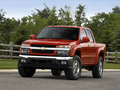 Technical specifications and fuel economy of Chevrolet Colorado