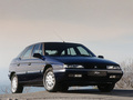 Technical specifications and fuel economy of Citroen XM