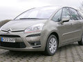 Citroen C4 I Picasso (Phase I, 2007) - Technical Specs, Fuel consumption, Dimensions