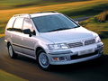Technical specifications and fuel economy of Mitsubishi Space Wagon