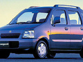 2000 Suzuki Wagon R+ II - Technical Specs, Fuel consumption, Dimensions