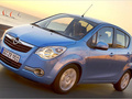 Technical specifications and fuel economy of Opel Agila