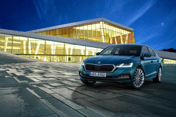 2020 Skoda Octavia IV - Photo 1