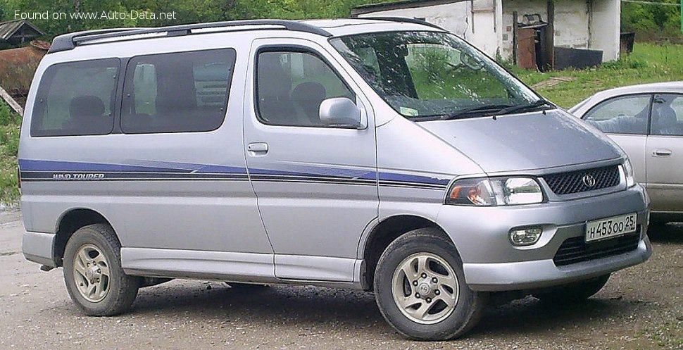 Toyota Proace Mitat