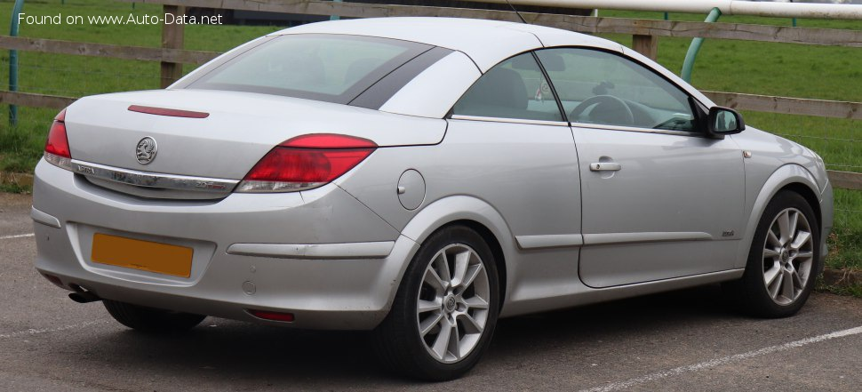 2006 Vauxhall Astra Mk V Convertible - Foto 1