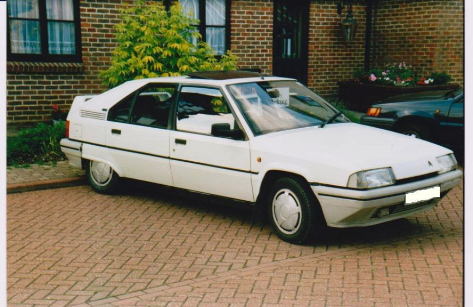 1987 Citroen BX Phase II - Снимка 1