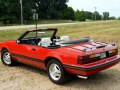 Ford Mustang Convertible III - Technical Specs, Fuel consumption, Dimensions