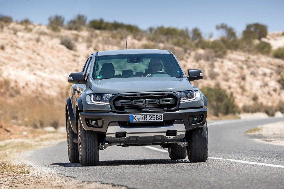 2019 Ford Ranger Iii Raptor Facelift 2019 2 0 Ecoblue 213 Bg