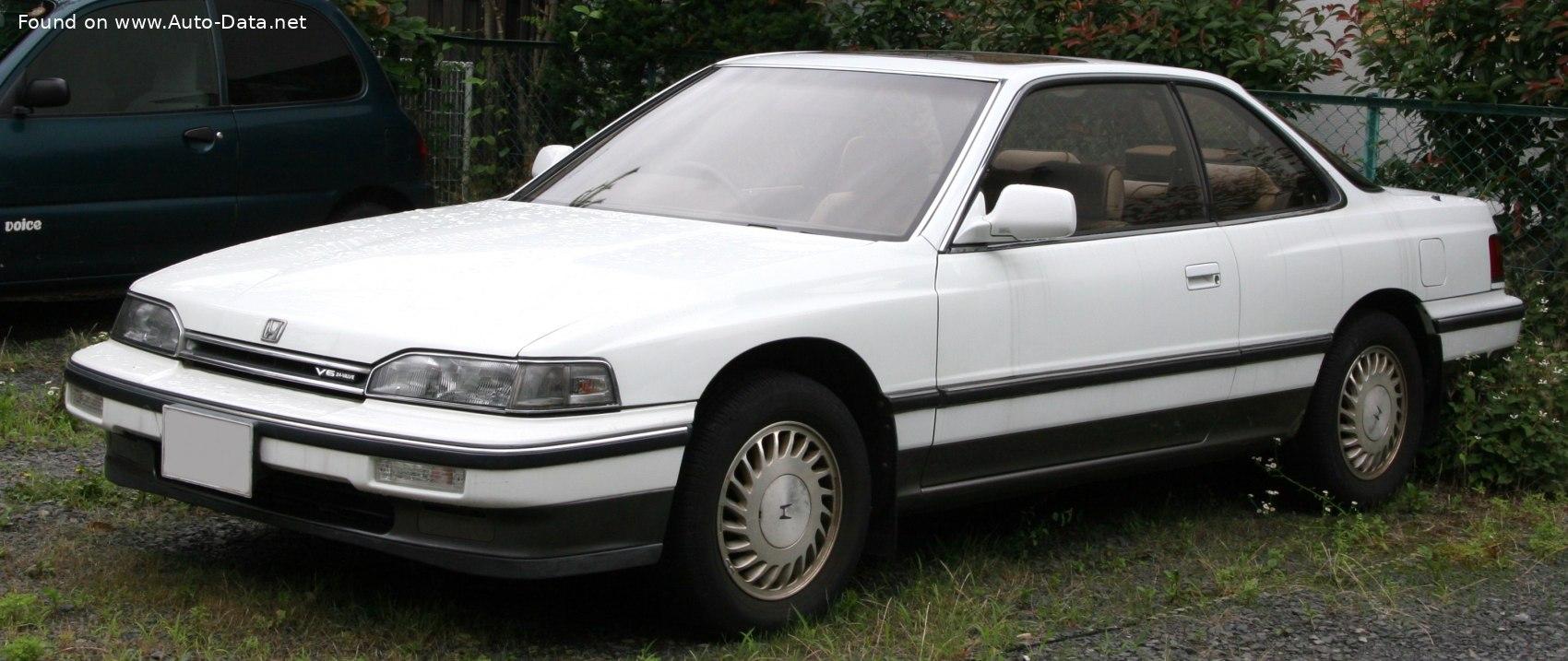 1986 Honda Legend I Coupe (KA3) 2.7 i 24V (169 Hp ...