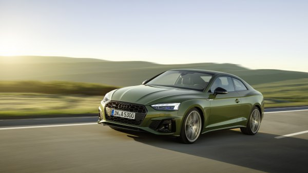 2020 Audi A5 Coupe (F5, facelift 2020) - Photo 1