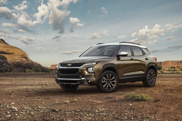 2021 Chevrolet Trailblazer III - Foto 1