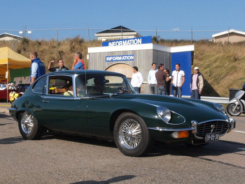 Jaguar E-type 2+2 - Bild 1