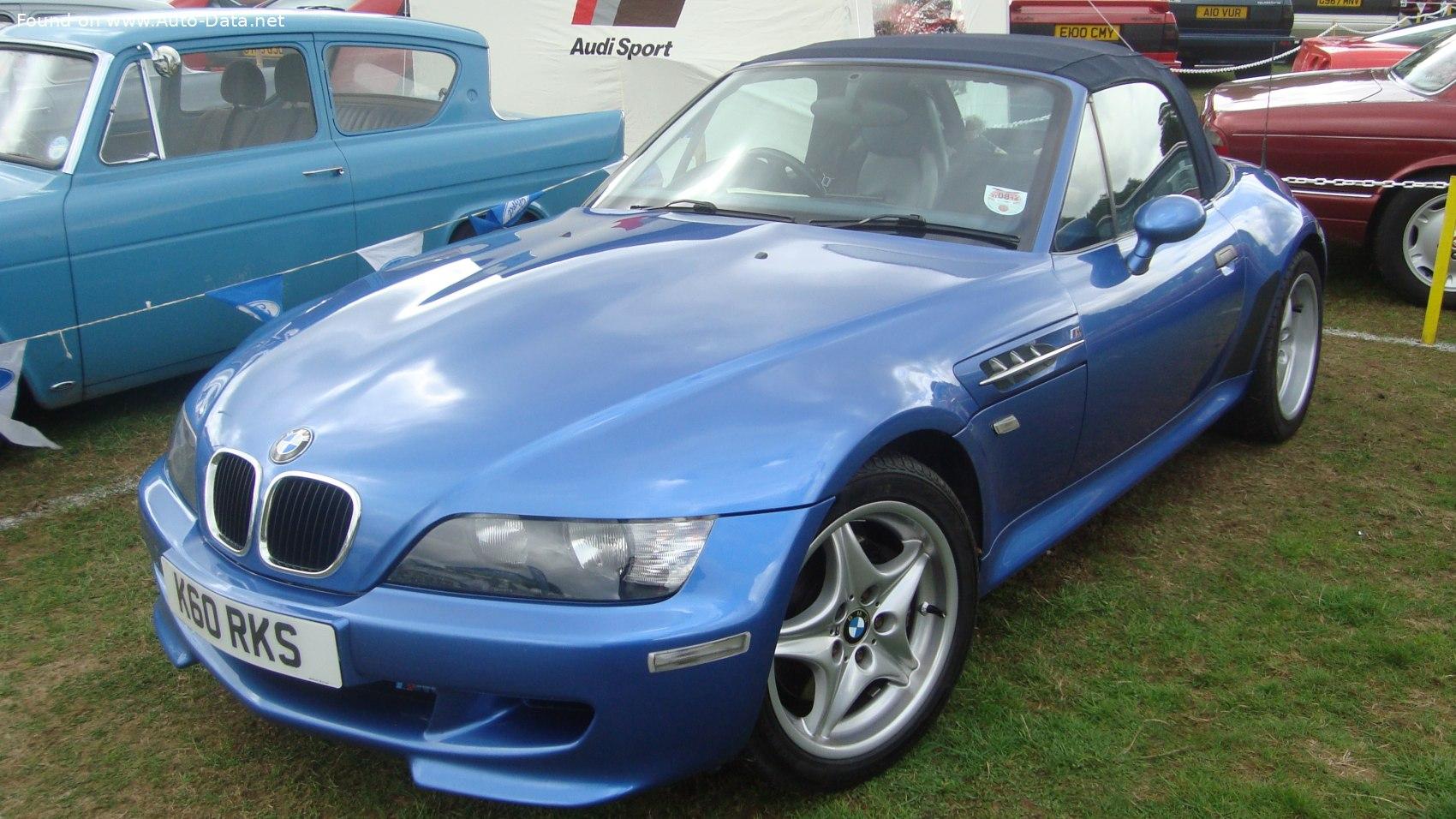 1997 Bmw Z3 M E36 7 3 2 325 Hp Technical Specs Data Fuel Consumption Dimensions