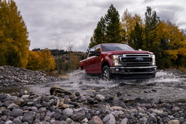 2020 Ford F-250 Super Duty IV Crew Cab (facelift 2020) - Foto 1