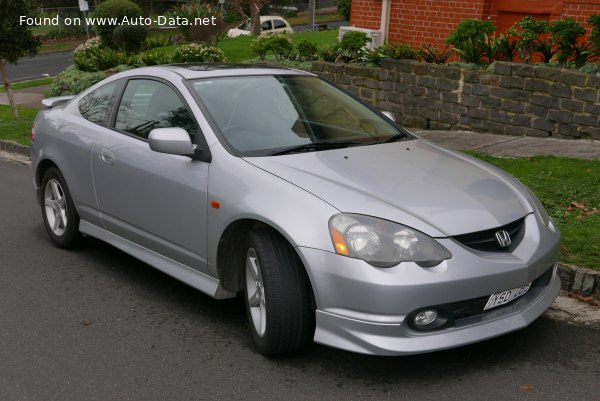 2002 Honda Integra Coupe (DC5) - Photo 1
