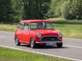 Innocenti Mini - Technical Specs, Fuel consumption, Dimensions