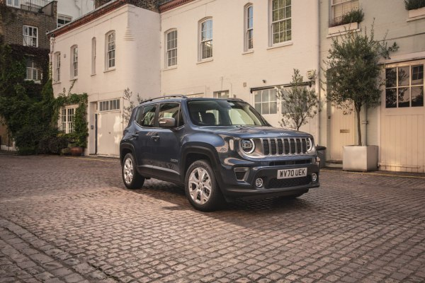 2019 Jeep Renegade (facelift 2019) - Фото 1