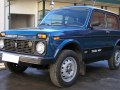 1993 Lada Niva 3-door (facelift 1993) - Technical Specs, Fuel consumption, Dimensions