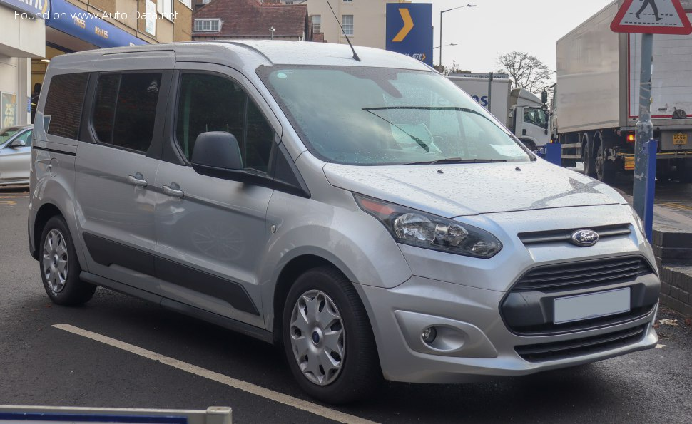 2014 Ford Grand Tourneo Connect 1 6 Ecoboost 150 Hp Automatic