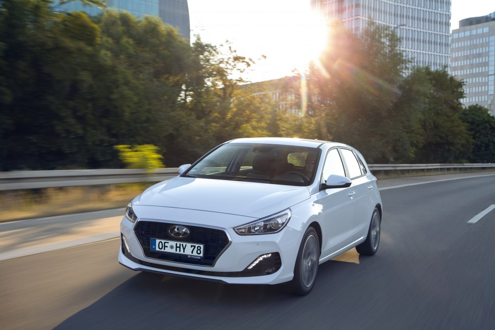 2019 Hyundai i30 III (facelift 2019) - Photo 1