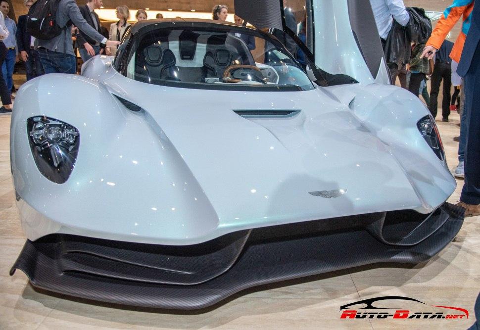 Aston Martin Valhalla A Masterpiece In The Making