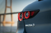 The All-new Mazda 3 revealed before its European debut
