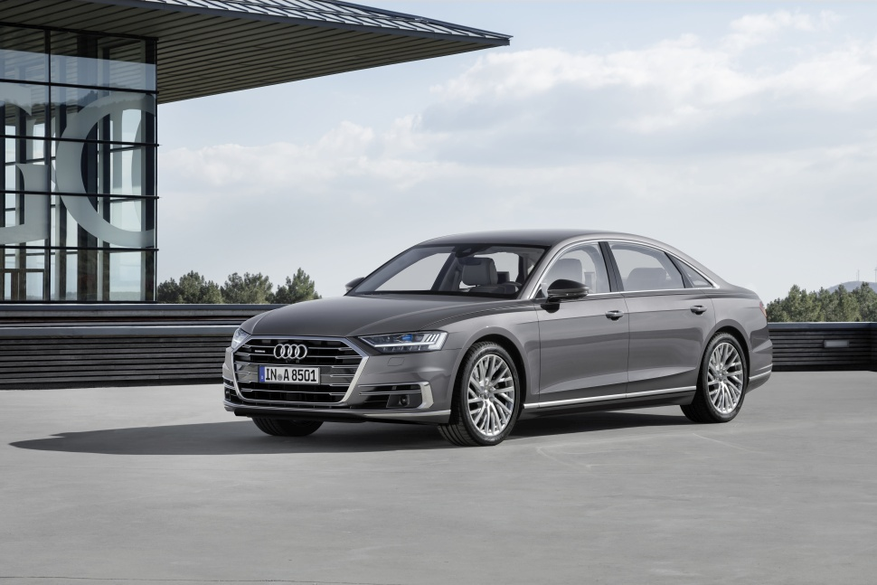 Audi A8 Technical Specifications Fuel Economy Consumption