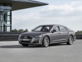 Technical specifications and fuel economy of Audi A8