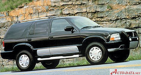 1995 GMC Jimmy LWB - Bild 1