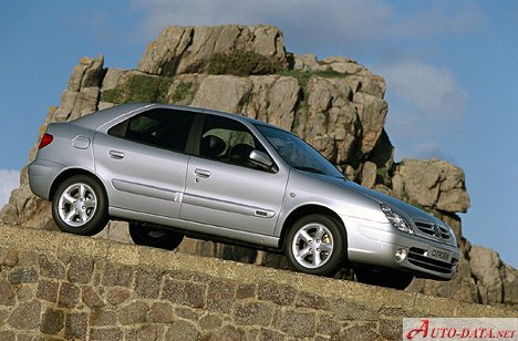 Citroen Xsara (N1) - Technical Specs, Fuel consumption, Dimensions