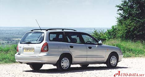 2002 Daewoo Nubira Wagon II - Photo 1
