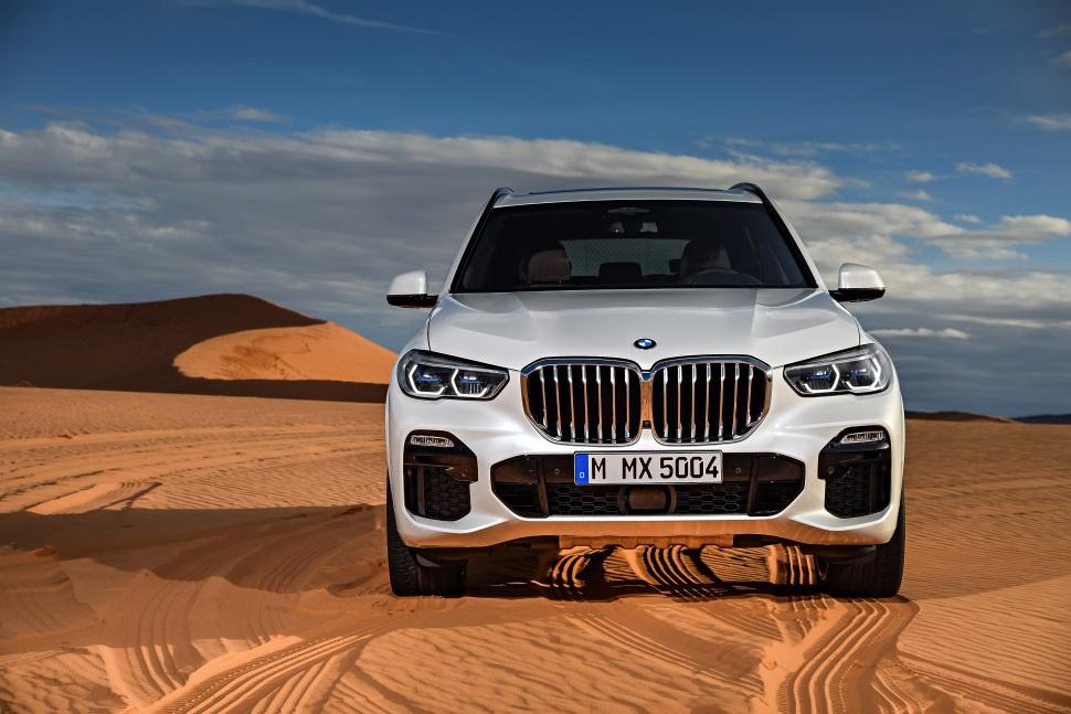 BMW X5 (G05) 30d (265 Hp) xDrive Steptronic | Technical