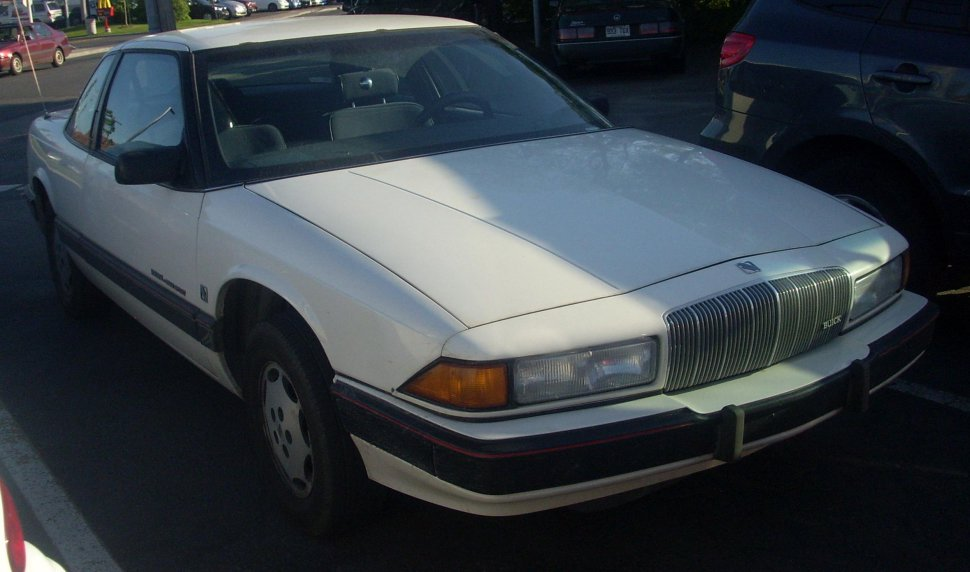Buick - Regal III Coupe