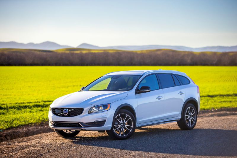 Volvo V60 Cross Country I - Фото 1