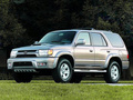Toyota - 4runner III (facelift 1999) - 2.7 16V (150 Hp) 4x4 Automatic