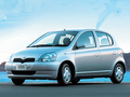 Technical specifications and fuel economy of Toyota Vitz