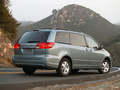 Technical specifications and fuel economy of Toyota Sienna