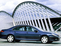 Technical specifications and fuel economy of Peugeot 607