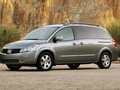 Technical specifications and fuel economy of Nissan Quest