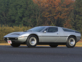 Technical specifications and fuel economy of Maserati Bora