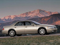 Technical specifications and fuel economy of Cadillac Seville