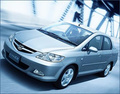 Technical specifications and fuel economy of Honda City
