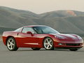 Chevrolet Corvette Coupe (C6) - Technical Specs, Fuel consumption, Dimensions