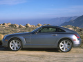 Technical specifications and fuel economy of Chrysler Crossfire