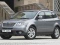 Technical specifications and fuel economy of Subaru Tribeca